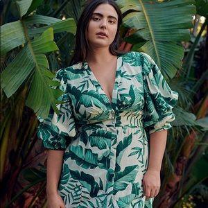 Johanna Ortiz for H&M print dress